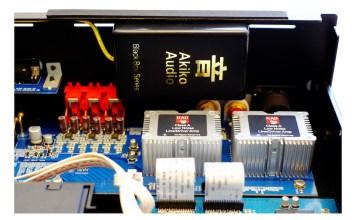 Akiko Audio DIY Equipment Unit