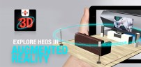 HEOS 3D augmented-reality