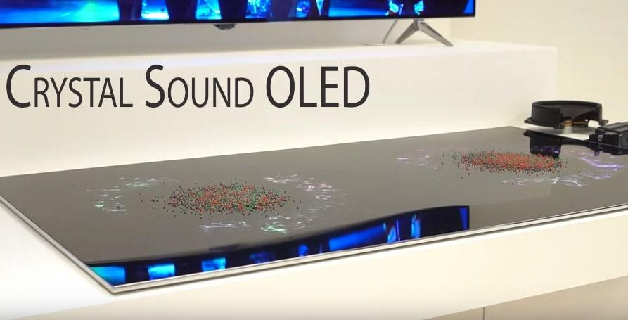 Crystal Sound Oled