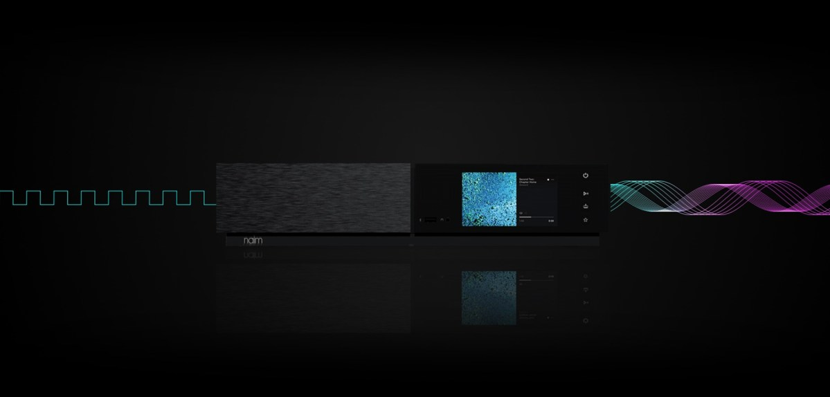 Review Naim Uniti Atom, Neat Motive SX2 & The Chord Company Clearway