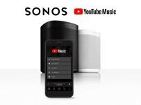 YouTube Music Sonos