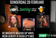 HOBO hifi Vinyl Tasting