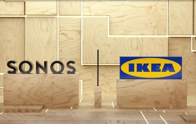 De Symfonisk-luidsprekers van Sonos en Ikea zullen volgende maand officieel getoond worden in Milaan