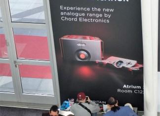 Chord Electronics Huei phono amp