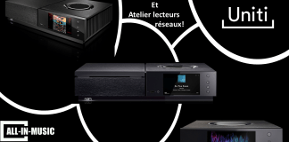 Naim All-In-Music
