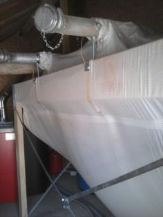 silo 7 tonne de granulé