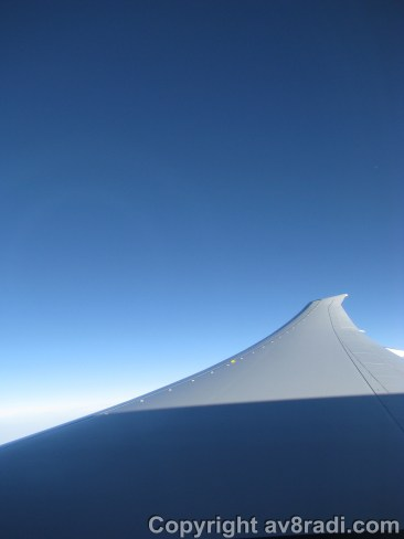 Wingflex on the B777-300ER