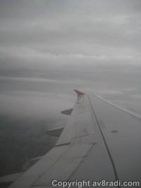 Clouds again…