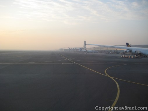 DXB – Early morning