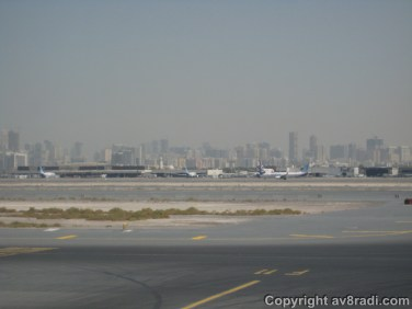 Terminal 2 at DXB