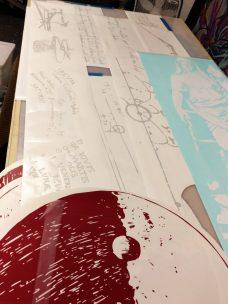 BarLupo-Process-VinylDisplay-WindowInstallation-ItalianHistory-01