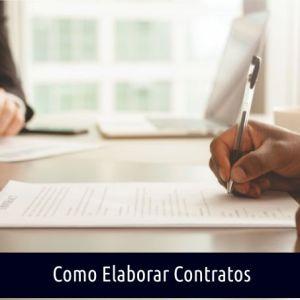 Como Elaborar um Contrato com Facilidade