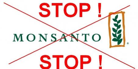 Pétition pourle démantèlementde Monsanto