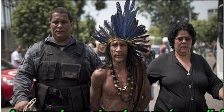 Devolução do museu do índio no Rio aos indígenas