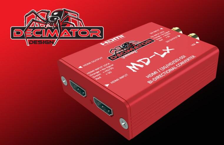 Decimator MD-LX un pequeño gadget muy útil