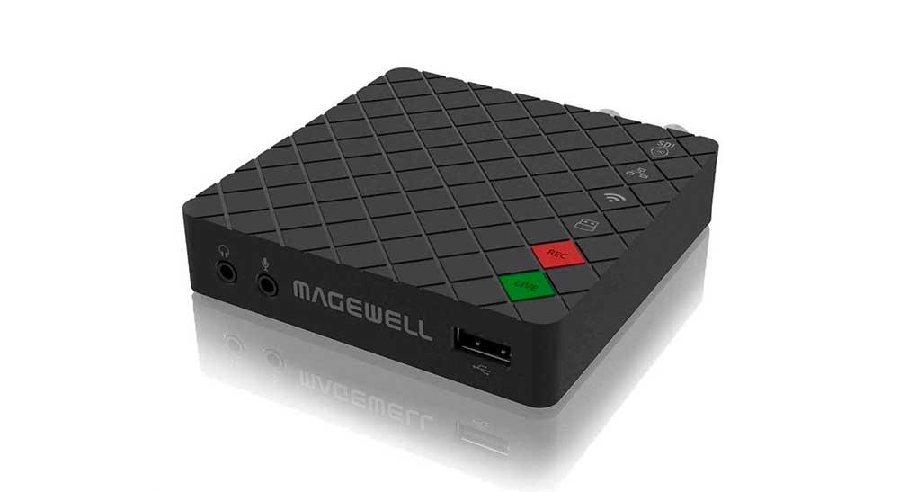 Magewell presenta nuevo codificador