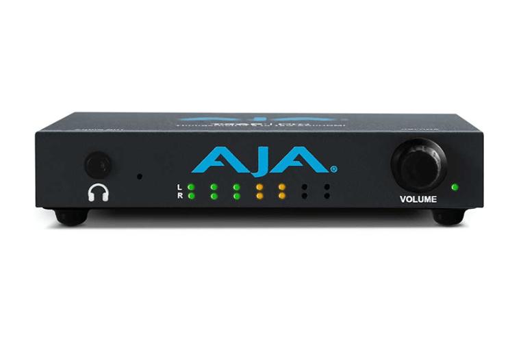 AJA anuncia T-TAP Pro