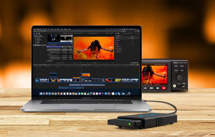 Nuevos PAK Media y PAK Dock Pro de AJA