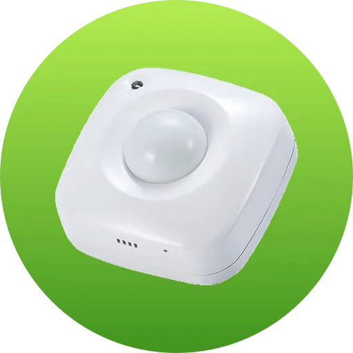 Z-Wave PIR Motion Sensor