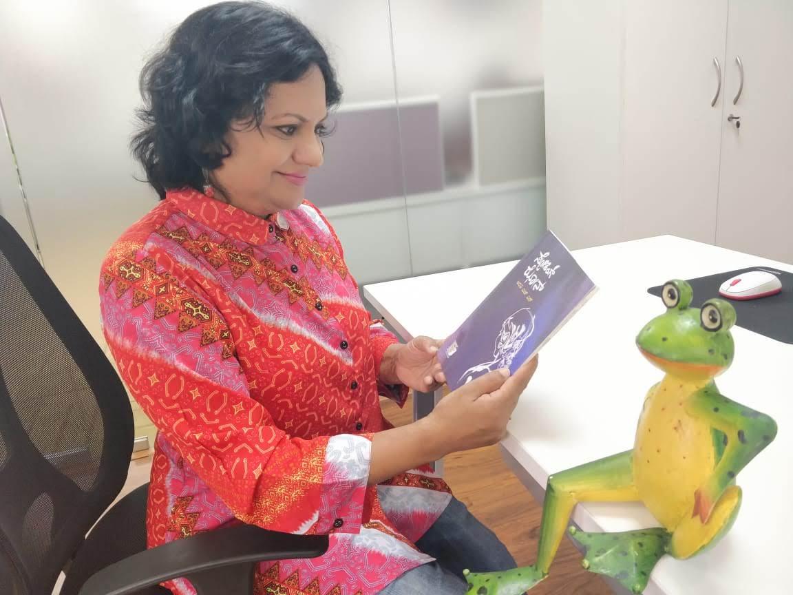 ಎಚ್ ಎನ್ ಆರತಿಗೆ ಪ್ರತಿಷ್ಠಿತ ಕಸಾಪ ಪ್ರಶಸ್ತಿ