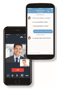 UC-One: Unified Communications Application