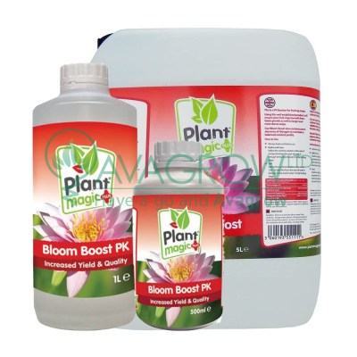 Plant Magic Bloom Boost Family