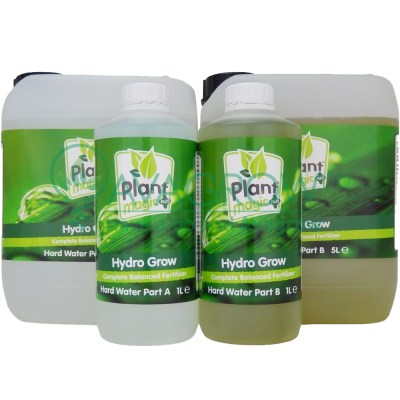 Plant Magic Hydro Grow Family