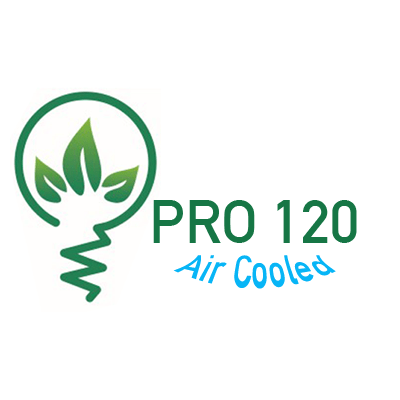 PRO 120 Air Cooled Setup