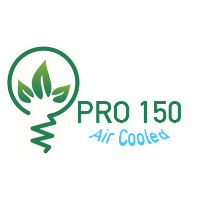 PRO 150 Air Cooled Setup