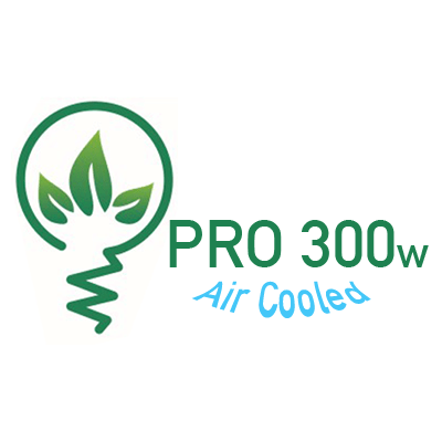 PRO 300w Air Cooled Setup