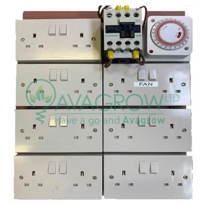 12 Way Power Board