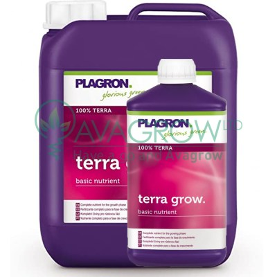 Plagron Terra Grow Family