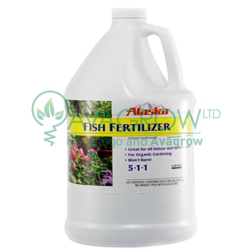 Alaska Fish Fertiliser 4L