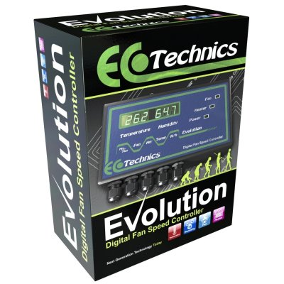 Ecotechnics Evolution Digital Fan Controller