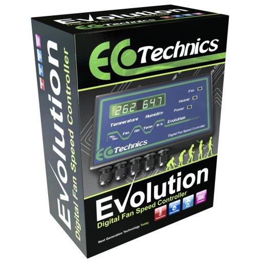 Ecotechnics Evolution Digital Fan Controller