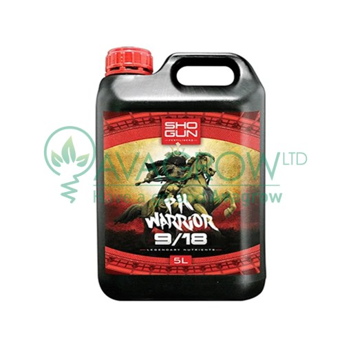 Shogun PK Warrior 5 L