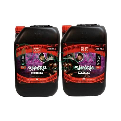 Shogun Samurai Coco A&B 10 L