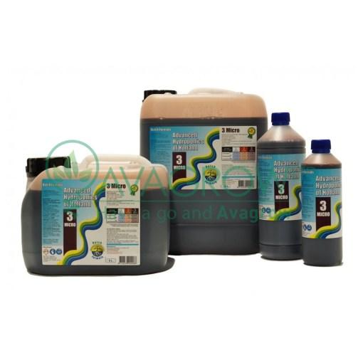 Advanced Hydroponics of Holland No 3 Micro Family