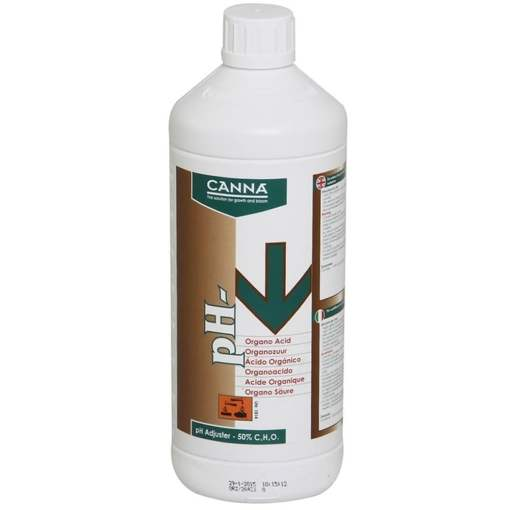 Canna Organic Acid PH Down