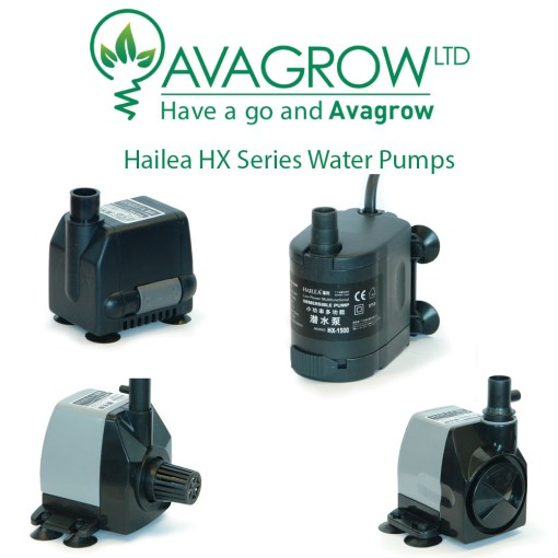 HX Water Pumps