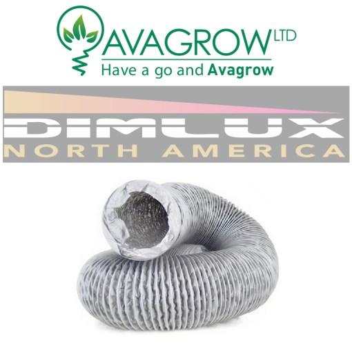 Dimlux 50mm 10m Combi Ducting