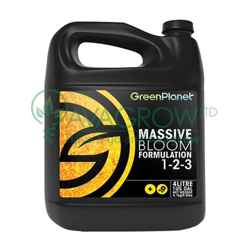 Green Planet Massive Bloom 5 L