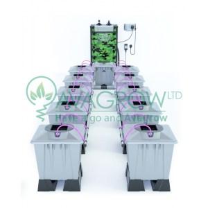 Alien Aero 15L Pro Silver Series 10 Pot