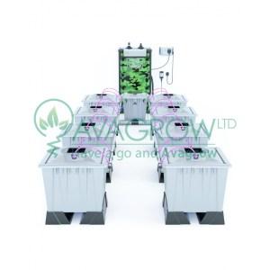 Alien Aero 30L Pro Silver Series 8 Pot