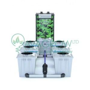 Alien RDWC 20L Pro Silver Series 6 Pot
