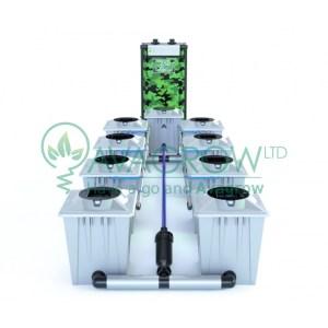 Alien RDWC 20L Pro Silver Series 8 Pot