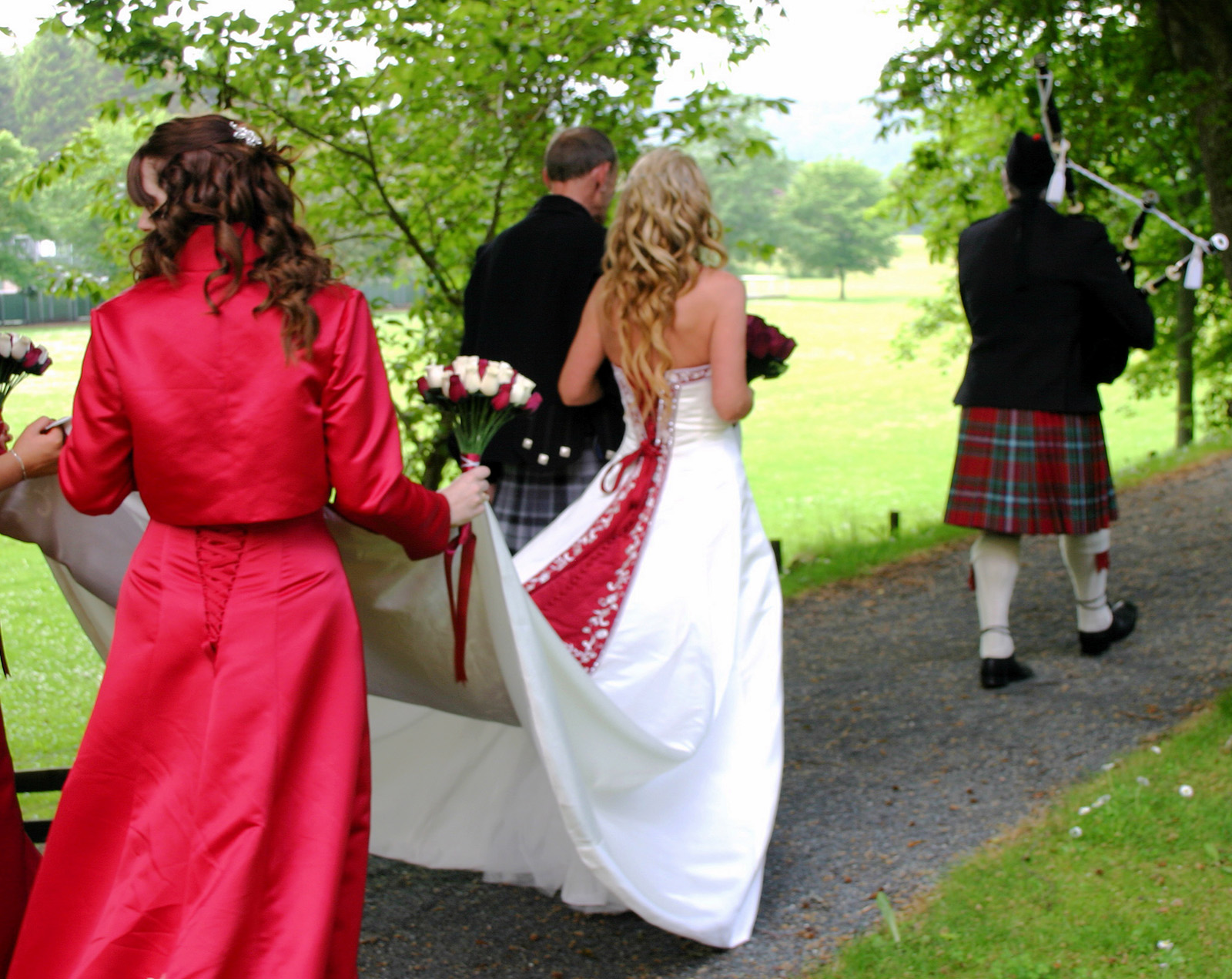 How To Make Your Wedding In Scotland Memorable