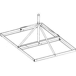 Rohn Products Llc Jrm23805hc 60 Quot X 2 3 8 Quot Non Penetrating