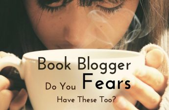 book blogger fears