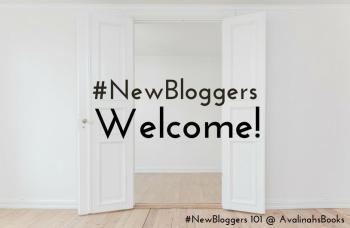 #NewBloggersWelcome